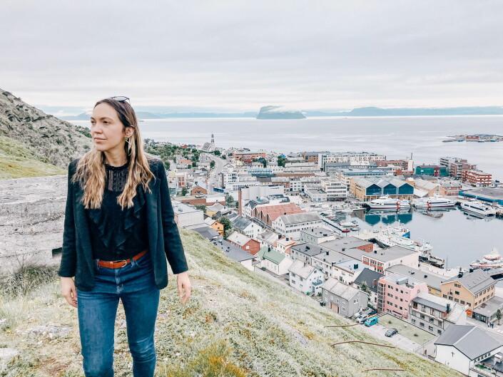 – Kvinner har lenge akseptert å bli trakassert, og ofte må vi tåle det i dag med et smil, men det er viktig å være bevisst på at trakassering er en form for vold, sier Svea Vikander.
