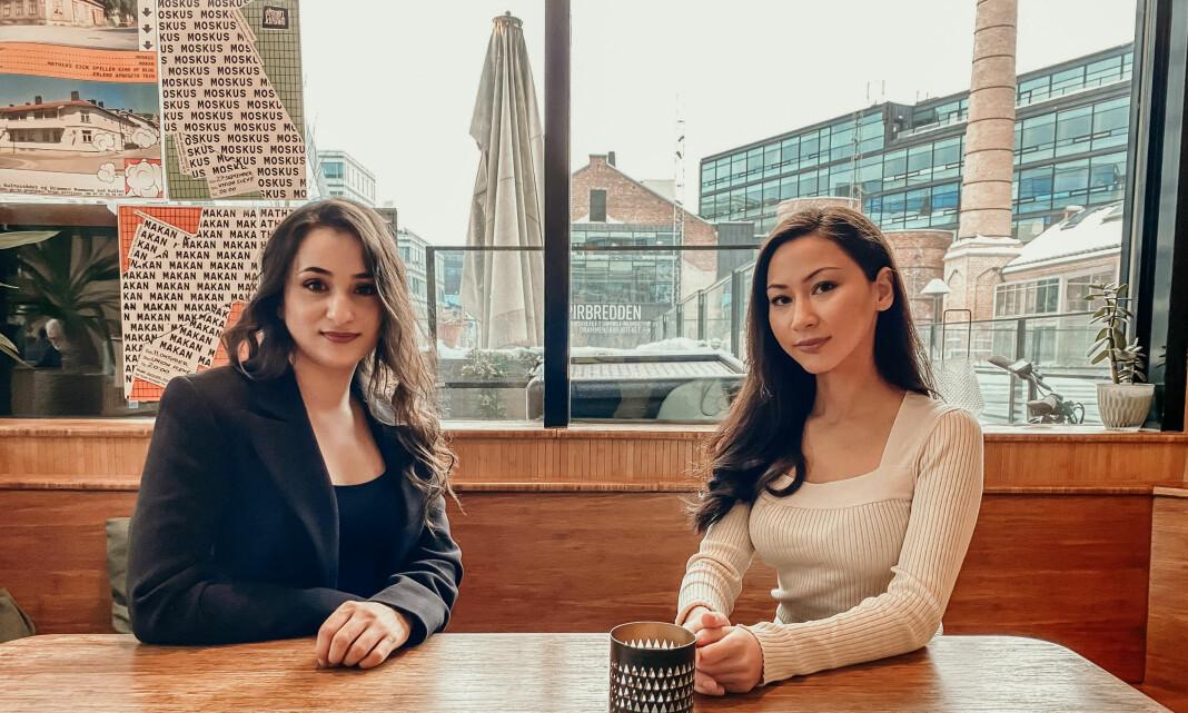 Balsharan Kaur og Zainab Moubarez brukte pandemien til å planlegge et nytt magasin