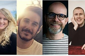 Aftenposten ansetter fire nye podkastjournalister