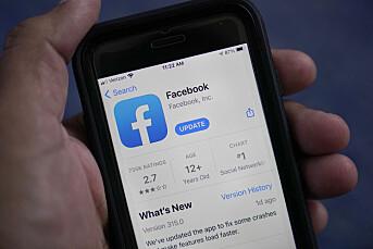 Facebook fjerner hundrevis av kontoer med desinformasjon om vaksiner
