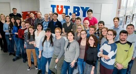 – Har gitt oss noe av den viktigste og modigste journalistikken fra diktaturet Hviterussland