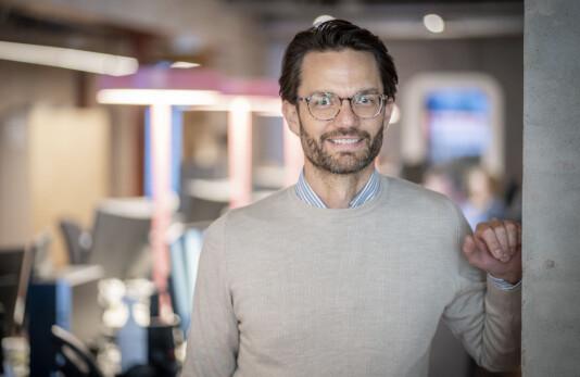 Kjetil Hasselgård skal lede digitaliseringen av Norges største fotosamling