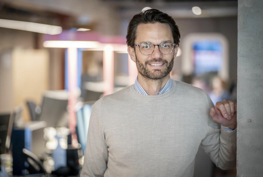 Kjetil Hasselgård har bred bakgrunn innenfor prosjektledelse, fotografi og kommunikasjon.