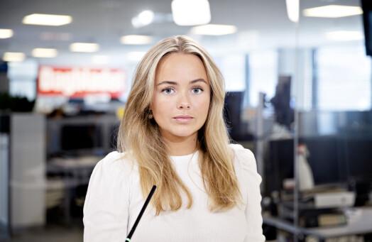 Jenny Emilie Aas er Dagbladet TVs nye SoMe-spesialist