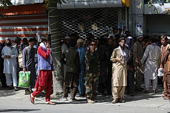 Afghansk journalist i Kabul til NTB: – Frykter Taliban vil komme til huset mitt