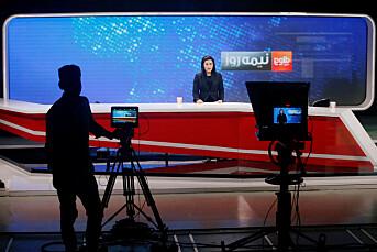 Afghansk TV-stasjon fikk besøk av Taliban