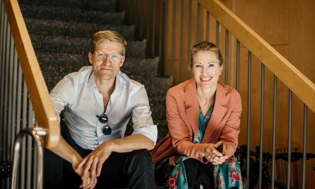 Tut & Mediekjør-duoen vil bli landets ledende mediekritikere