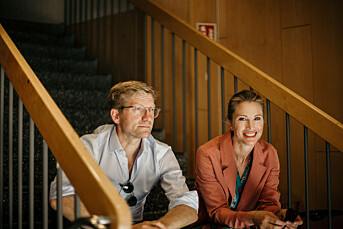 Svein Tore Bergestuen og Eva Sannum sier at de er i dialog med forskjellige aktører om mulige konstellasjoner for fremtiden.