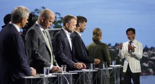 Fredrik Solvang brukte upublisert lobby-rapport i klimadebatten i Arendal