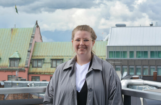 Andrea Sørøy er ansatt som ny journalist i Psykologisk.no