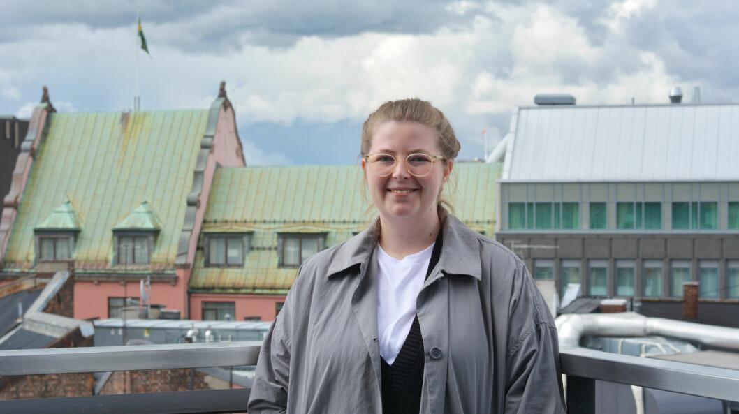 Psykologisk går fra to til tre journalister. Ny i redaksjonen er Andrea Sørøy.