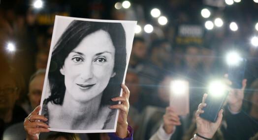 Maltas riksadvokat ber om livstid for journalistdrap