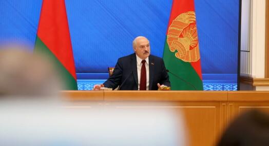 Hviterussisk politi aksjonerte mot nyhetsbyrå