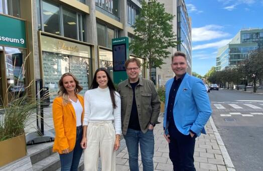 Nye journalister til Åsted Norge