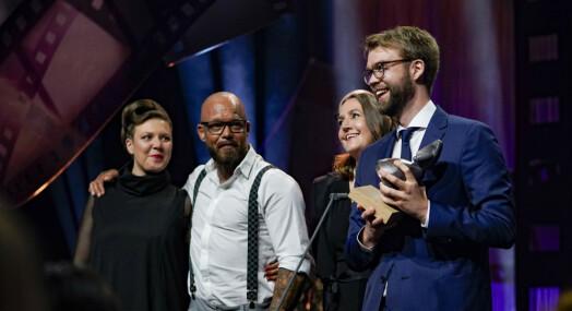 Amandaprisen: «Kunstneren og Tyven» årets beste kinofilm