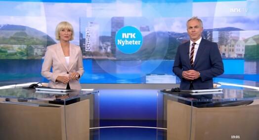 NRK beklager bildebruk i Dagsrevyen