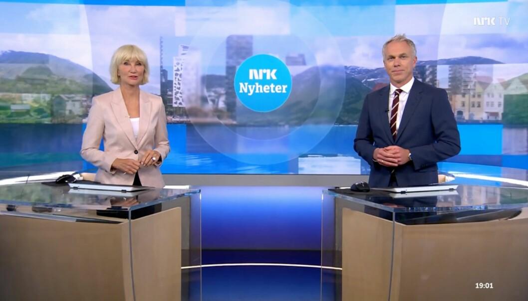 NRK beklager bildebruk i en Dagsrevyen-sending i juni i år.