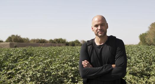 Anders Hammer har reist inn i Afghanistan