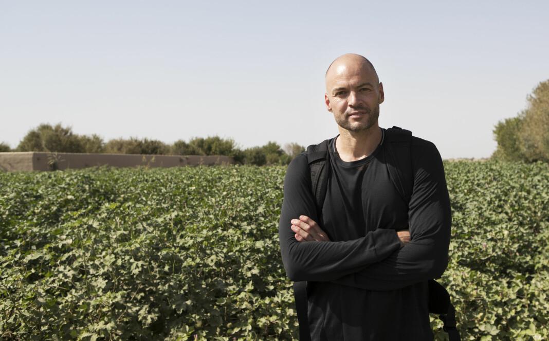 Norske Anders Hammer har reist til Afghanistan, der han tidligere har bodd i flere år.
