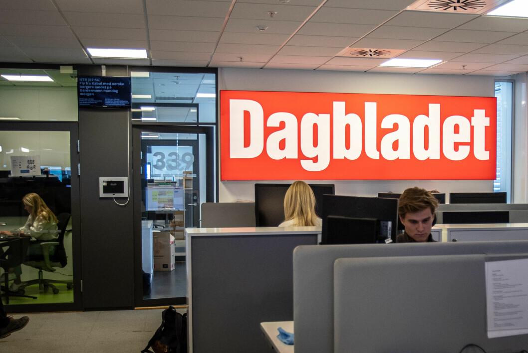 Ved hjelp av passord han hadde funnet på nettet, klarte gutten - som da var 15 år - å logge seg inn i Dagbladets publiseringsløsning.