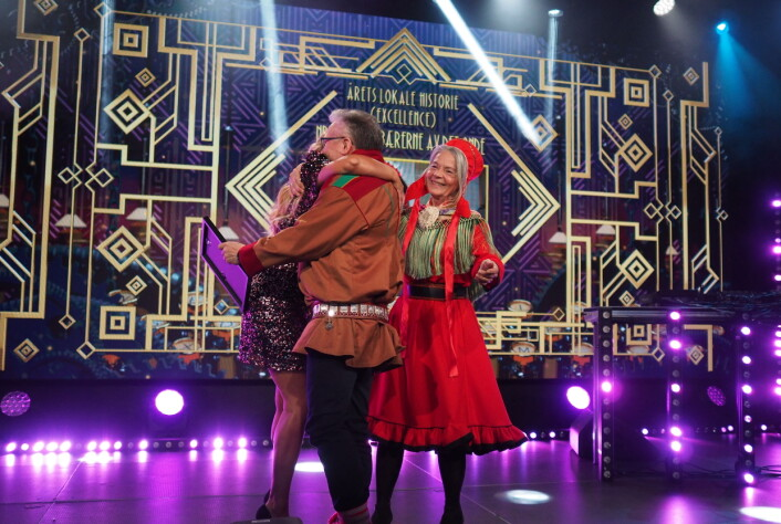 «Det er så man kjenner smerten som er påført historiens hovedpersoner», uttaler juryen om NRK Sápmis bidrag.