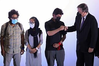 Mexico tar imot mediefolk fra Afghanistan