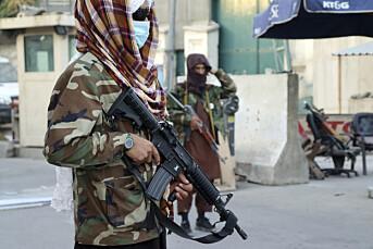 Afghansk journalist i Kabul: – Jeg kan ikke føle meg trygg