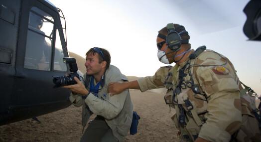 Arrangerer sikkerhetskurs for journalister: – Har blitt enda viktigere å være forberedt
