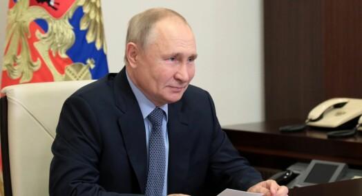Ber Putin stanse angrepene mot uavhengige journalister