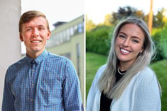 Aleksander Losnegård og Tonje Waal Karlsen går til AdvokatWatch