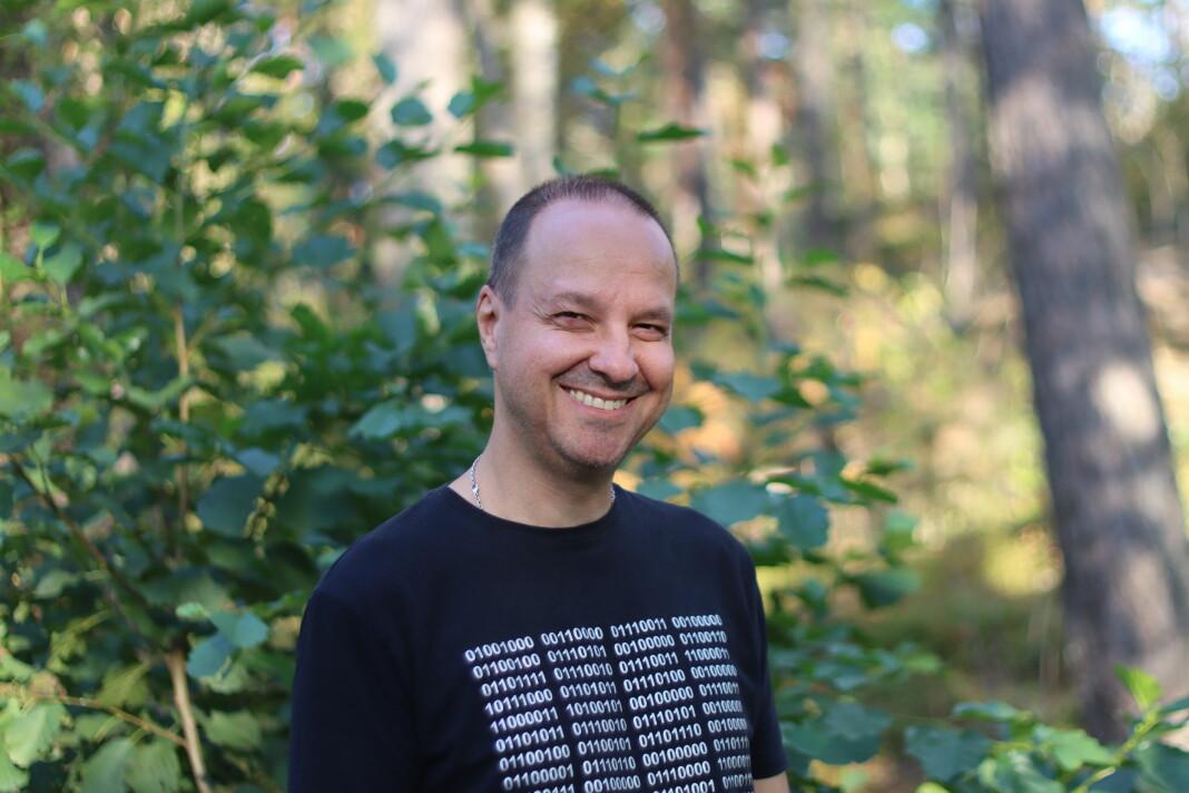 Harald Brombach har jobbbet i Digi siden 1997. Nå er nettavisen 25 år.
