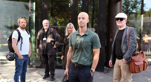 Ingen journaliststreik i Utdanningsforbundet