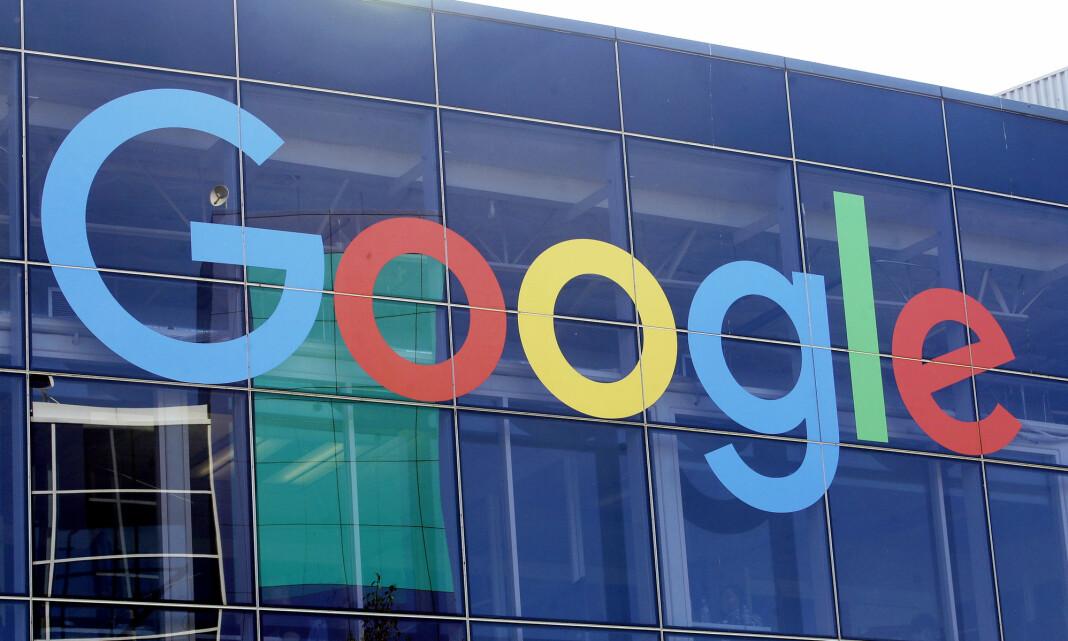 Google anker fransk milliardbot