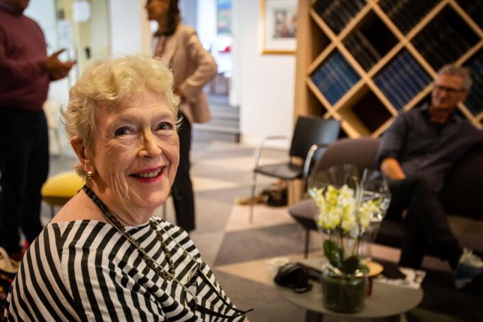 Marit Aschehoug var ansvarlig redaktør i Advokatbladet fra 2000 til 2014 og bidro til at Advokatbladet begynte å følge Redaktørplakaten. –Jeg syns redaksjonen har gjort en fantastisk jobb og håper de vil fortsette med det, sier hun.