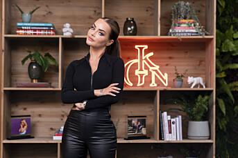 Sophie Elise Isachsen er ny programleder i «God kveld Norge»
