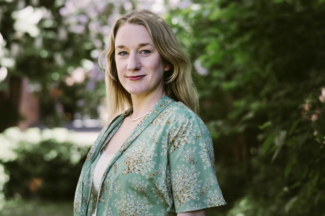 – Mye av det journalistiske arbeidet jeg har jobbet med opp til nå har ledet til denne boka, det har vært en brennende og viktig sak for meg, sier Erle Marie Sørheim.
