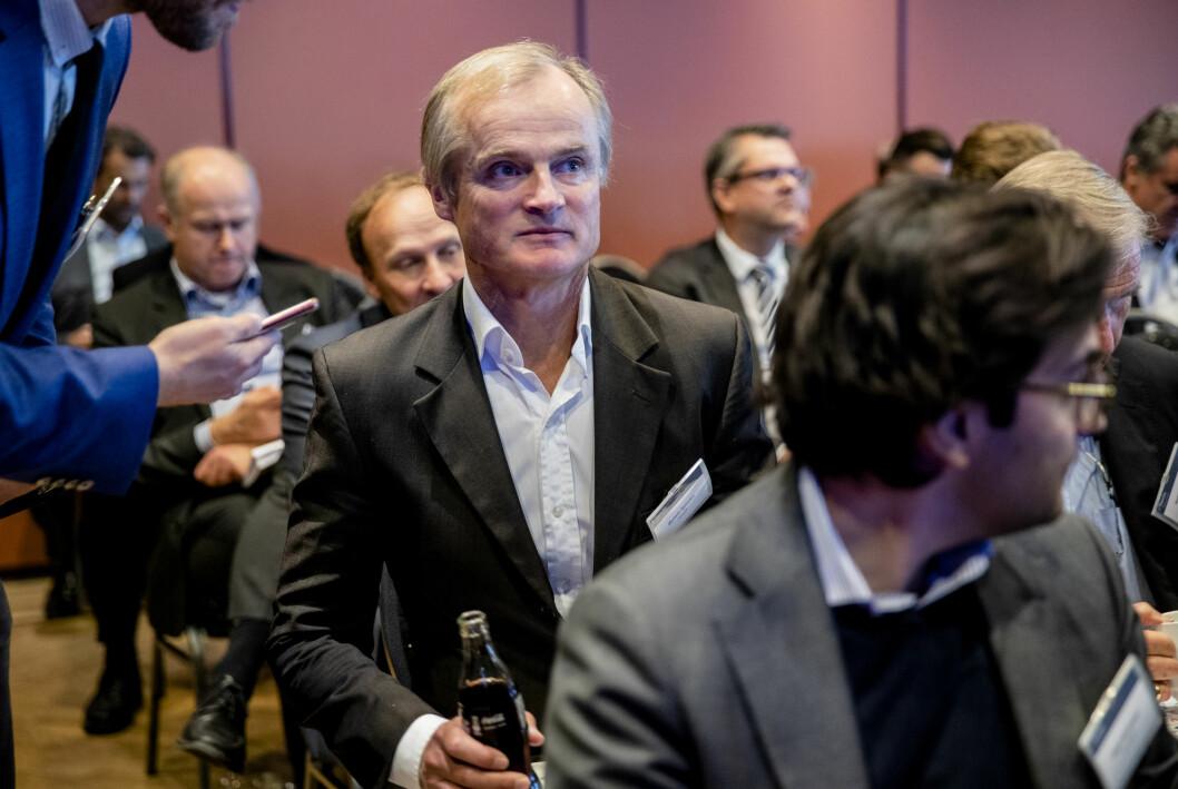 Finansmann Øystein Stray Spetalen fleipet i en Whatsapp-gruppe om at Taliban kunne ta livet av TV 2s Fredrik Græsvik. Nå har han beklaget.