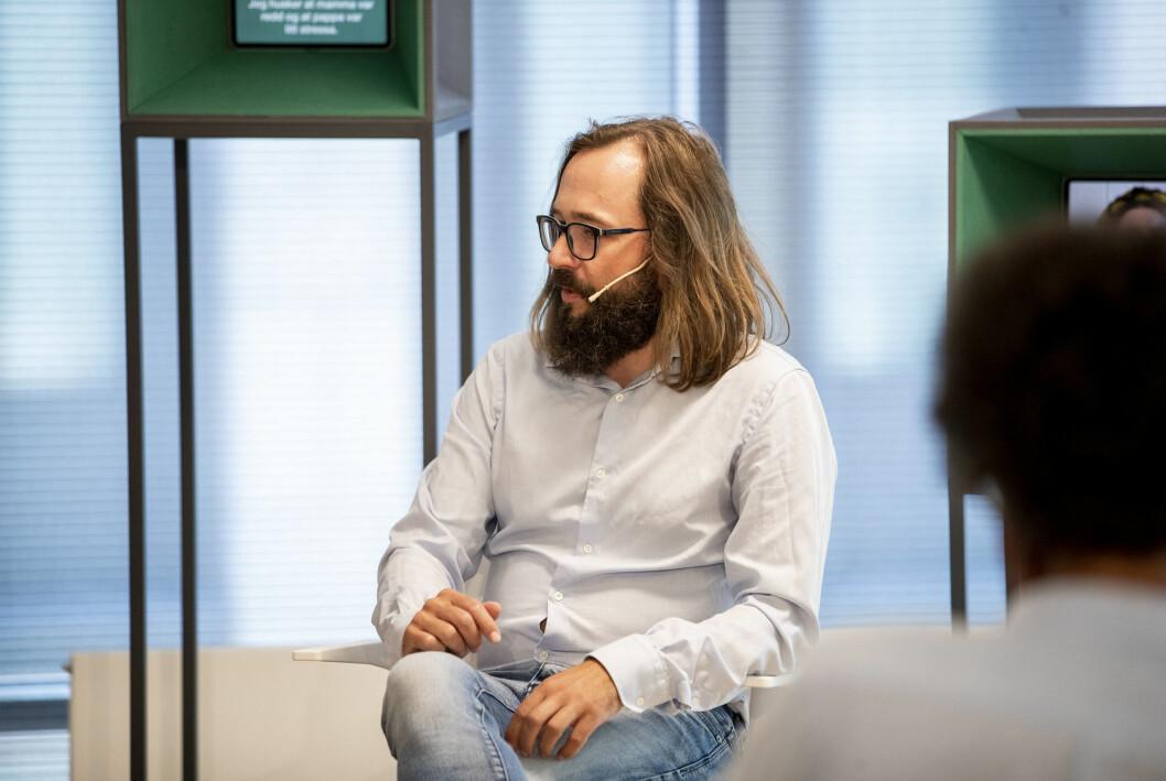 Filter Nyheter-redaktør Harald S. Klungtveit mener Document.no har brutt punkt 3.2 og 4.14 i Vær varsom-plakaten.