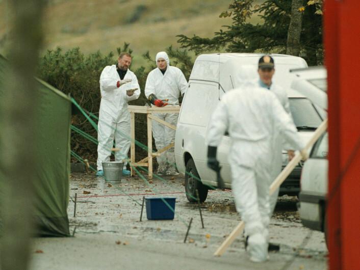 Tina Jørgensen ble funnet drept i en kum ved Bore kirke, over en måned etter at hun forsvant. Det kan ha gått ut over de tekniske bevisene.