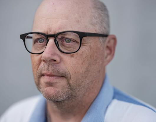 - Produksjonspresset er ganske stort i en lokalavis, sier Jan Erik Hæhre.