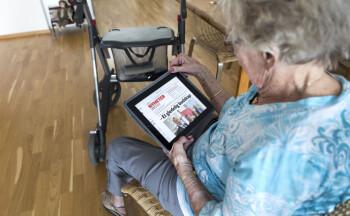 De eldste sliter mest med å avsløre falske nyheter