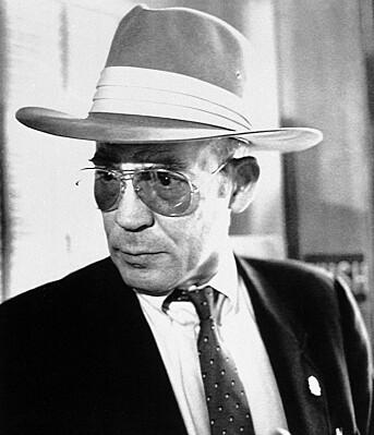 Hunter S. Thompson ble familiens «gale onkel».