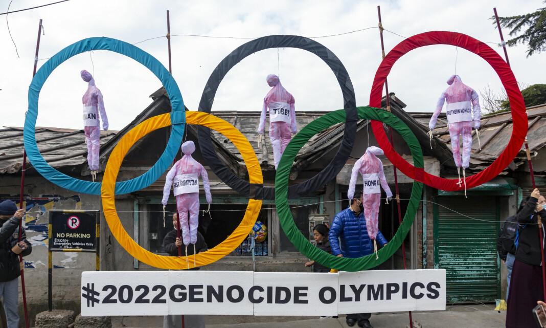 Kringkastere oppfordres til å droppe OL-dekning: – Vil være medskyldige