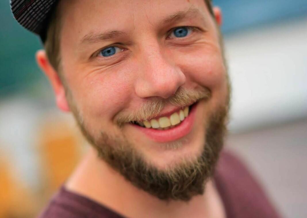 Andreas Grimsæth har jobbet 16 år i NRK.