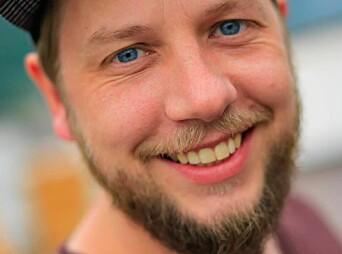 Andreas Grimsæth er ansatt som lærings-spesialist i Schibsted