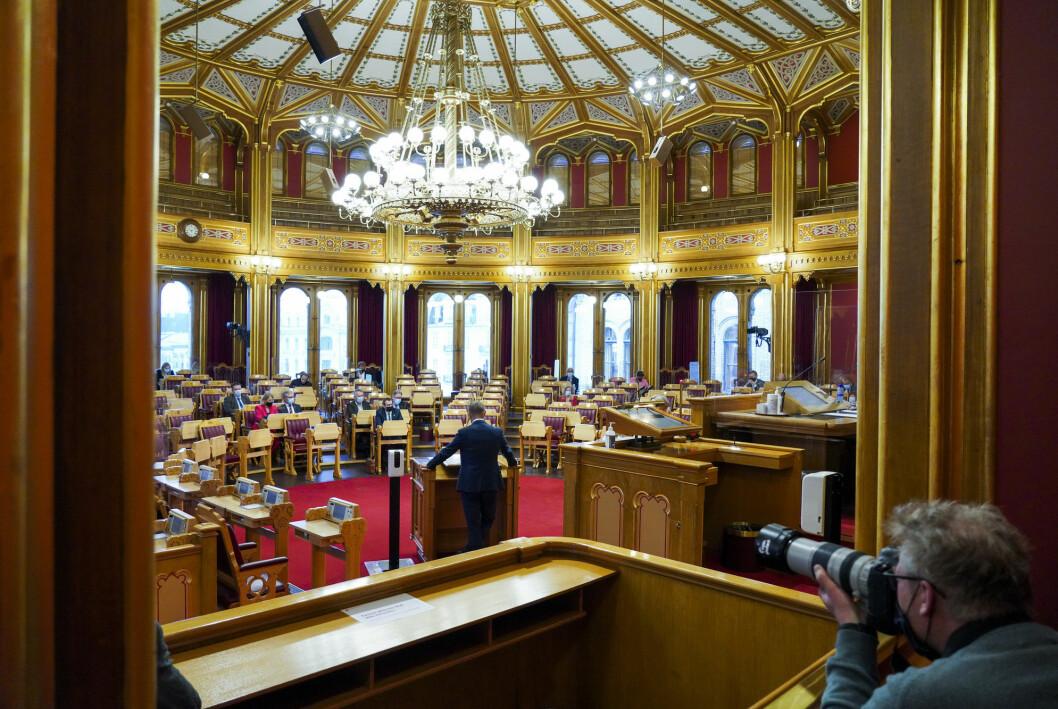 Journalisten og Norpublica har undersøkt partienes vilje til å prioritere den lenge etterspurte oppfølgingen av offentlighetsloven.