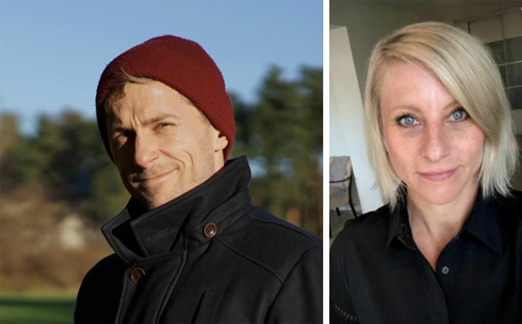 Per Magnus Riseng går fra frilanser til fast ansatt i A-magasinet. Annemarte Moland har Aftenposten rekruttert fra NRK.