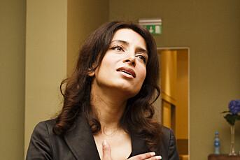 Deeyah Khan er Årets Ladejarl: – Sjokkert og overvelde