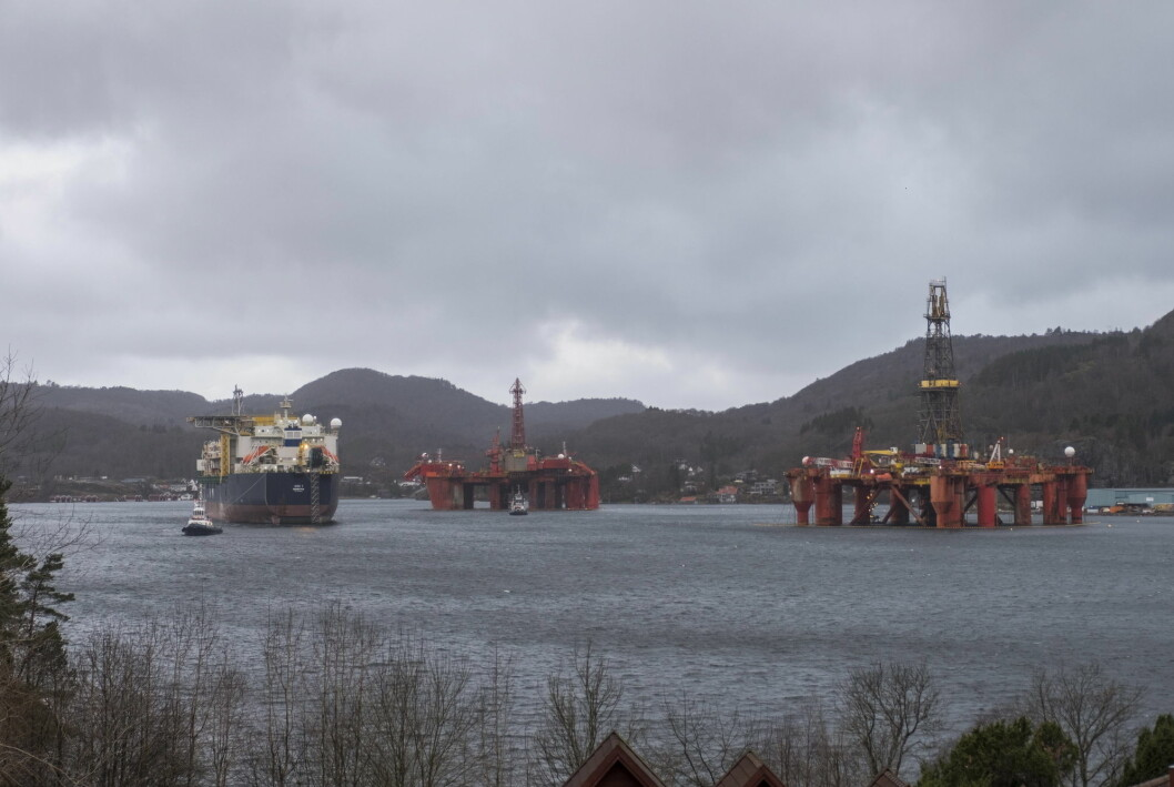 Oljenæringens fremtid er hovedfokus når utenlandske medier skriver om valget i Norge.