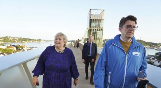 Solbergs høyre hånd mener det er for mange partilederdebatter